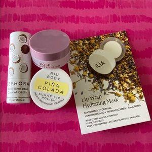 Clean Makeup Lip Care Bundle